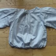 Repetto blouse en 50% soie