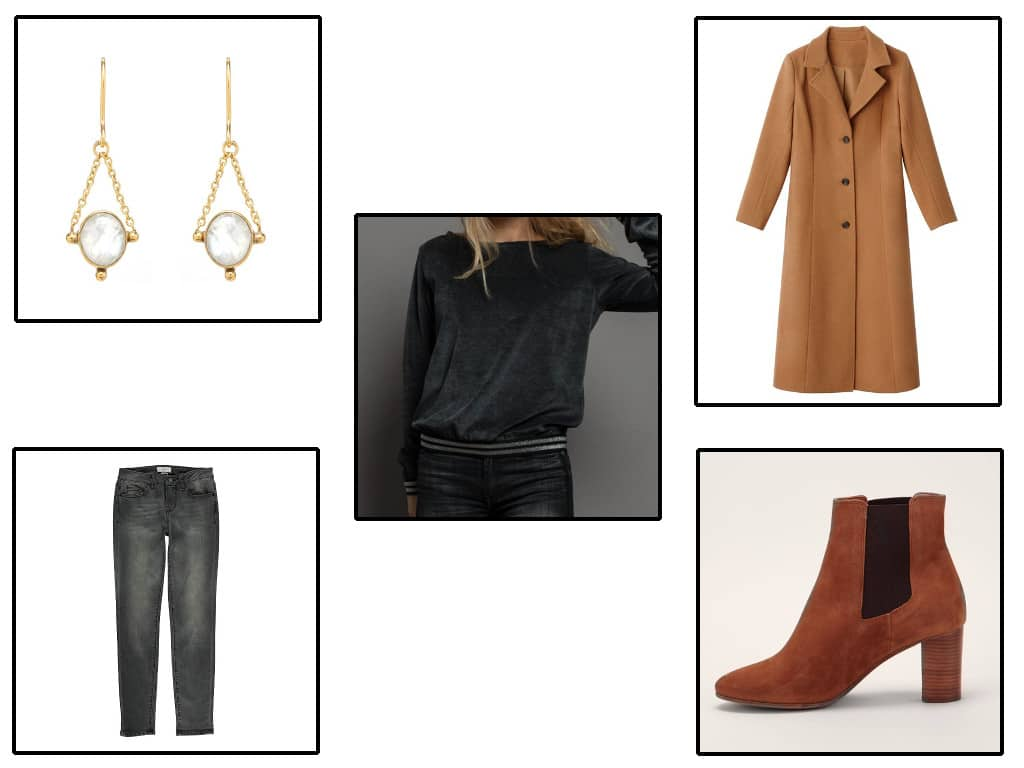 Ado fille trendy en sweat byCAT, boots Rivecour et bijoux Sestra
